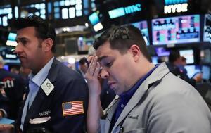 Βουτιά, 270, Dow Jones, voutia, 270, Dow Jones