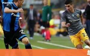 Club Brugge-AEK 0-0
