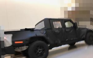 Jeep Wrangler Pickup