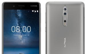 Nokia 8, HMD Global