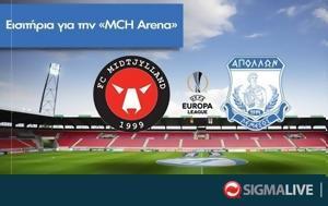 Απόλλων, Εισιτήρια, MCH Arena, apollon, eisitiria, MCH Arena
