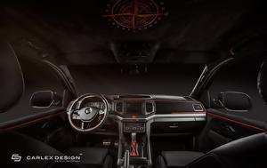 VW Amarok, Carlex Design