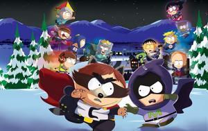 Δείτε, South Park, Fractured But Whole, deite, South Park, Fractured But Whole