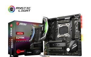 ATX X299, MSI