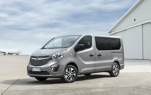 Opel Vivaro Tourer, Combi+