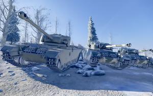World, Tanks