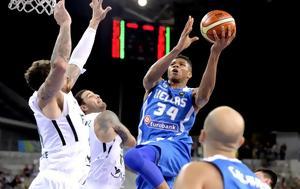 Εκτός Ευρωμπάσκετ, Γιάννης Αντετοκούνμπο, ektos evrobasket, giannis antetokounbo