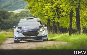 WRC-Ράλι Γερμανίας, Δράμα Neuville, Tanak, WRC-rali germanias, drama Neuville, Tanak