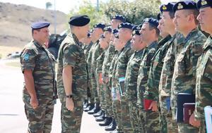 Επίσκεψη Αρχηγού ΓΕΣ, 88 ΣΔΙ ΛΗΜΝΟΣ, episkepsi archigou ges, 88 sdi limnos