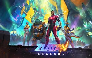 "Zlatan Legends, App, ""θρυλικού"" Σουηδού, Zlatan Legends, App, ""thrylikou"" souidou"