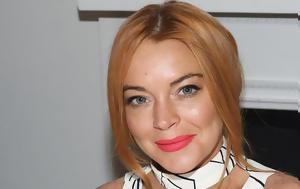 Ξανά, Μύκονο, Lindsay Lohan ΦΩΤΟ, xana, mykono, Lindsay Lohan foto