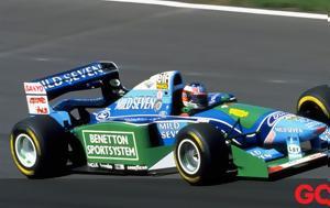 Schumacher, Benetton