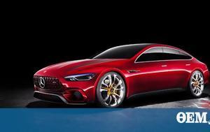 Video, 4θυρη Mercedes-AMG GT, Video, 4thyri Mercedes-AMG GT