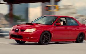Πωλείται, Subaru WRX, Baby Driver, poleitai, Subaru WRX, Baby Driver