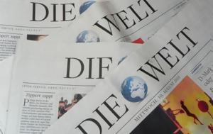 Έλληνες, Die Welt, ellines, Die Welt