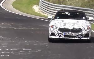 Spy Video, BMW Z4, Nurburgring