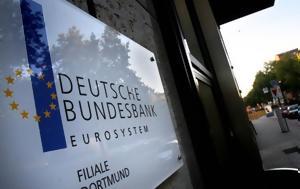 Bundesbank, Άνω, Bundesbank, ano