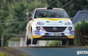 Σαρώνει, Ράλι, Opel, saronei, rali, Opel