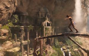 Αναβαθμίσεις, Rise, Tomb Raider, Xbox One X Video, anavathmiseis, Rise, Tomb Raider, Xbox One X Video
