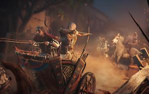 Παιχνίδια, Assassin's Creed Origins, paichnidia, Assassin's Creed Origins