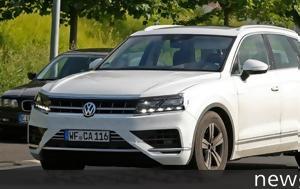 Πρώτες, VW Touareg, protes, VW Touareg