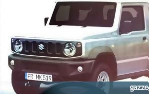 Αυτό, Suzuki Jimny, afto, Suzuki Jimny