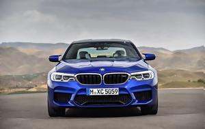 Εκθαμβωτική, BMW M5, ekthamvotiki, BMW M5