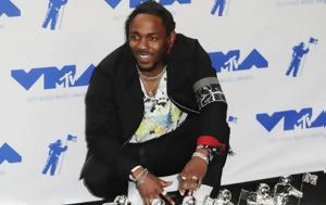 Kendrick Lamar, VMAs 2017 | Ολόκληρη, Kendrick Lamar, VMAs 2017 | olokliri