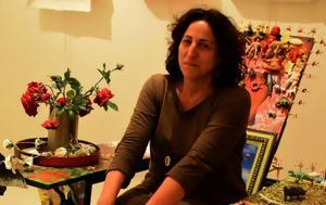 Αθηνά Γιαννουλάκη, Ερωτηματολόγιο, Προυστ, athina giannoulaki, erotimatologio, proust