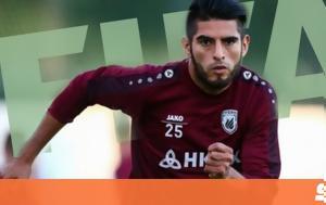 Carlos Zambrano, PAOK, FIFA, Friday