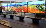 OLED, SUPER UHD TVs,[IFA 2017]