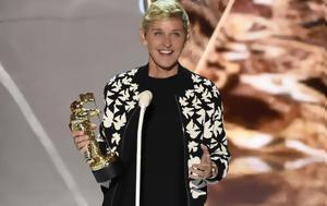 Αυτή, Ellen DeGeneres, afti, Ellen DeGeneres