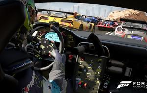 Forza Motorsport 7, Τιμόνια, DualShock 4, Forza Motorsport 7, timonia, DualShock 4