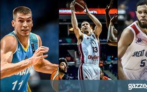Basket League, Eurobasket