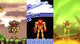Σύγκριση, Metroid II, Video,sygkrisi, Metroid II, Video