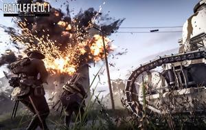 Battlefield 1, Παίζοντας, Incursions, Battlefield 1, paizontas, Incursions