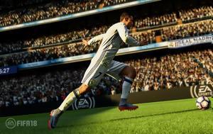 Σηκώνει, FIFA 18, sikonei, FIFA 18