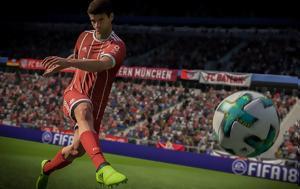 FIFA 18, Ξεκινήστε, FIFA 18, xekiniste