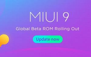 OTA Updates, Xiaomi, MIUI 9 XTV ARΩMA ROM, OTA Updates, Xiaomi, MIUI 9 XTV ARoMA ROM