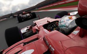 F1 2017 -, 1 6