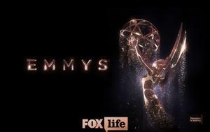 Βραβεία EMMY 2017, FOX Life, vraveia EMMY 2017, FOX Life