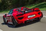 Porsche,918 Spyder