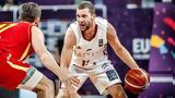 O Στρέλνιεκς, Eurobasket, Ολυμπιακός,O strelnieks, Eurobasket, olybiakos