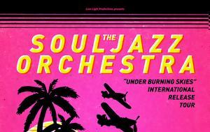 Souljazz Orchestra, Κύτταρο Live, Souljazz Orchestra, kyttaro Live