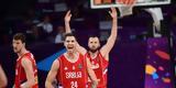 Σερβία, Eurobasket,servia, Eurobasket