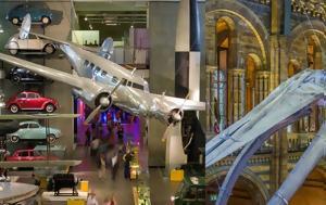 Μουσείο Φυσικής Ιστορίας, Μουσείο Επιστήμης, Λονδίνου, Twitter, mouseio fysikis istorias, mouseio epistimis, londinou, Twitter