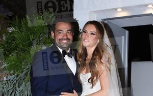 Παντρεύτηκε, Ελένη Τσολάκη ΦΩΤΟ, pantreftike, eleni tsolaki foto