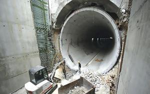 Οι επεκτάσεις του μετρό κρατούν ζωντανά τα δημόσια έργα
