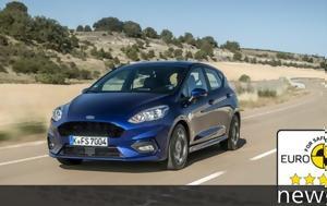 5 Αστέρια, Νέο Ford Fiesta, 5 asteria, neo Ford Fiesta
