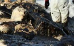 Η νέα λίστα με τις μαύρες παραλίες από την πετρελαιοκηλίδα